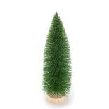 Bradut Holly decorativ 22cm verde