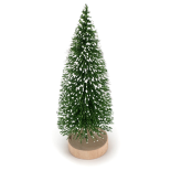 Bradut Holly decorativ 16cm verde