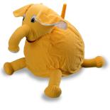 Minge de sarit cu husa plusata 46cm - Elefant