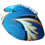 Minge Neopren ovala NO-SPLASH 3, 20x11.5 cm, albastru