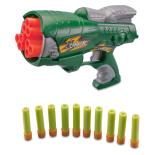 Pistol cu proiectile King Sport Cannon, verde