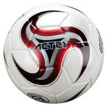 Minge Fotbal ACTION 22.3 cm marime oficiala 5 rosie