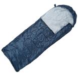 Sac de Dormit Zelten tip mumie (185+30)x70 cm, Bleumarin