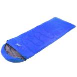 Sac de Dormit Zelten Mummy, albastru, 215x70 cm