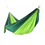 Hamac ZELTEN din material parasuta 270x140 cm verde