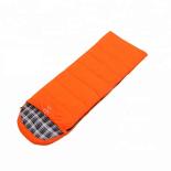 Sac de dormit Comfy, (190+30) X 75 cm, portocaliu