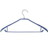 Umeras metalic universal (sacou, camasa, pantalon) GECKO albastru