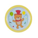 Farfurie pentru copii, Seria ursulet, 22cm