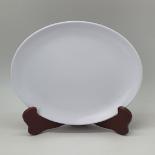 Farfurie Gemma pentru desert 1STX, 20 cm, alba
