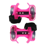 Role luminoase detasabile Action Flashing Roller - roz