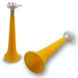 Vuvuzela 28 x 8.5 cm galbena