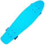 """Penny board 27"""" Action Runner ABEC-7 Albastru"""