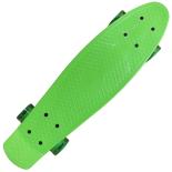 Penny Board Action® Xpload II ABEC-7, PU, Aluminium, 100 KG Verde