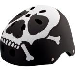 Casca de Protectie Streetrunner® Stunt Resistance ABS Black Skull
