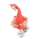 Decoratiune Mupsi Home Decoration, Flamingo, 60 x 25 cm, roz