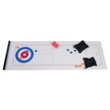 Joc Curling de masa 119 x 39 cm