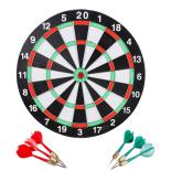 Set joc Darts, 6 sageti incluse, 40.5 cm