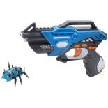 Pistol LASER TAG + Alien Bug cu senzori infrarosu
