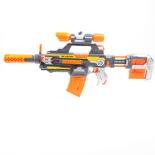 Pusca King Sport pentru copii, cu munitie si tinta, 86 cm Star Game