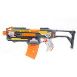 Pusca King Sport pentru copii, cu munitie, 59 cm Electric Blaster