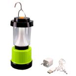 Lampa cu LED Zelten, reincarcabila, verde