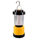 Lampa cu LED Zelten, cu baterii, galbena