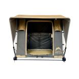 Cort automat pentru plafon vehicule 4x4 Wild Land, Action One, 217x154x95/143cm