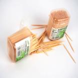 Scobitori bambus Gemma 500 buc