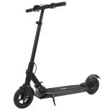 Trotineta electrica Action® Gravity, max. 25 km/h, motor 350 W, roti 8 inch, negru