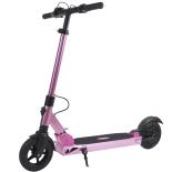 Trotineta electrica Action® Gravity, max. 25 km/h, motor 350 W, roti 8 inch, roz