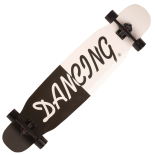 Longboard Action One®, ABEC-7, PU, Aluminiu, 100kg Dancing