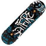 Skateboard Action One ABEC-11, Aluminiu, 79 cm, Spitfire