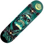 Skateboard Action One ABEC-11, Aluminiu, 79 cm, Night Wish