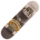 Skateboard Action One® ABEC-7, Aluminiu, 79 cm Eagle Go