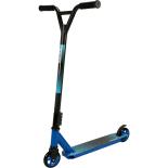 Trotineta Action One® Extreme, roti aluminiu, Albastru