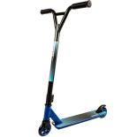 Trotineta Action One® Slick, roti aluminiu, albastru