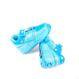 Pantofi sport cu roti si LED-uri Albastru Marimea 32 King Sport