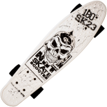 Penny Board Action One 22, ABEC-7, PU, Aluminium truck, SK23